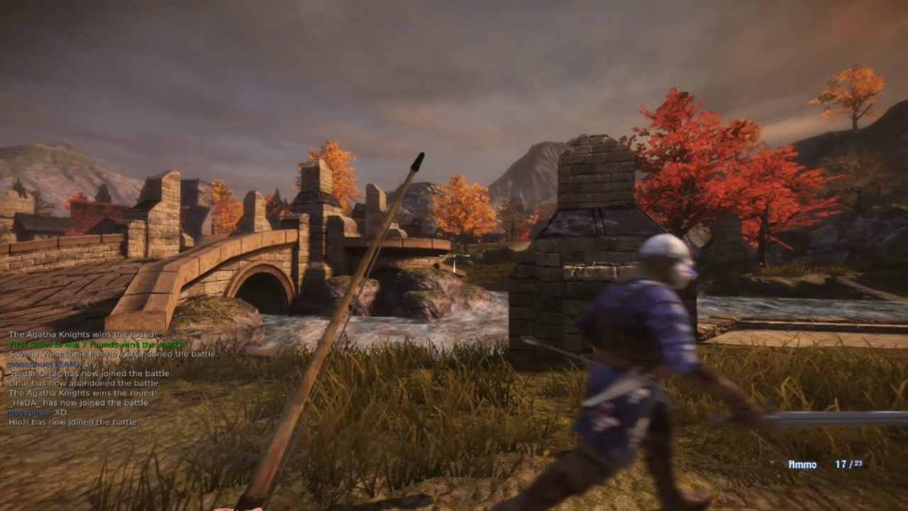 chivalry medieval and modern Chivalry: medieval warfare first released oct 16, 2012 chivalry: medieval warfare, the 12-player online action game, is coming to xbox 360 and playstation 3 as a digital download later this year.