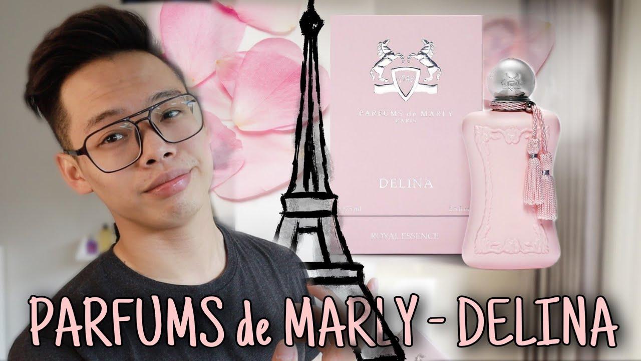 Delina - Parfums De Marly: Tiểu Thư Nước Pháp    Kiên Fragrance