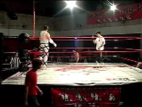 Wrestling: Опасная Зона  13.1