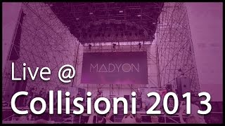 Madyon - Get Lucky - Live @ Collisioni 2013 (Daft Punk cover) Official Music Video