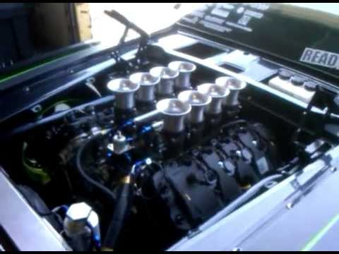 Boss 302 Intake Manifold >> Mustang Boss 302 Coyote engine dyno test - Tuned By Shane T - YouTube