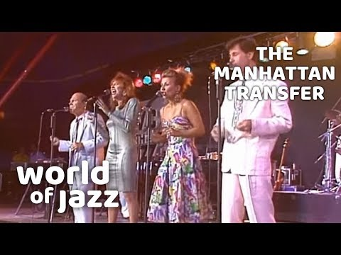 The Manhattan Transfer live at the North Sea Jazz Festival • 11-07-1987 • World of Jazz
