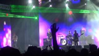 Приключения Электроников Live Kubana festival 2013. Russia