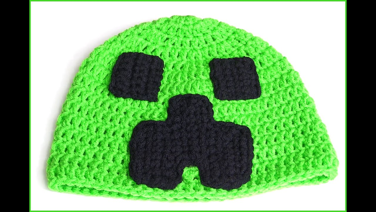 Minecraft Creeper Amigurumi Inspired | Minecraft häkeln, Minecraft ... | 720x1280