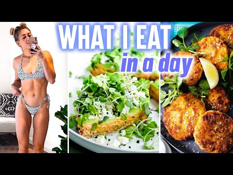 What I Eat In a Day: Eating Intuitively with Easy Recipes