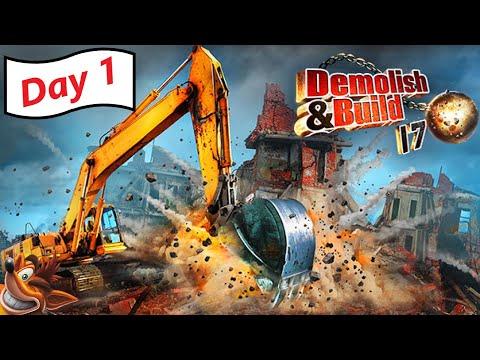 Demolish & Build 2017 - Day 1 |