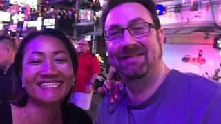 Thailand April 2018 VLOG 2 - Arrival in Pattaya at Areca Lodge and First Night Out