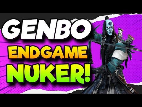 GENBO NUKES HARD! 💯NUKER ON A BUDGET! | RAID SHADOW LEGENDS