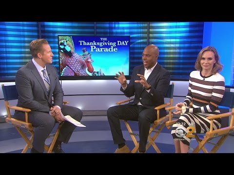 Kevin Frazier and Keltie Knight Preview Thanksgiving Parade