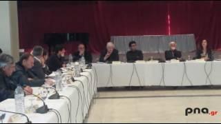 Συνεδρίαση για την Γνωμοδότηση επί του ΠΕΣΔΑ Πελοποννήσου - Οι τοποθετήσεις