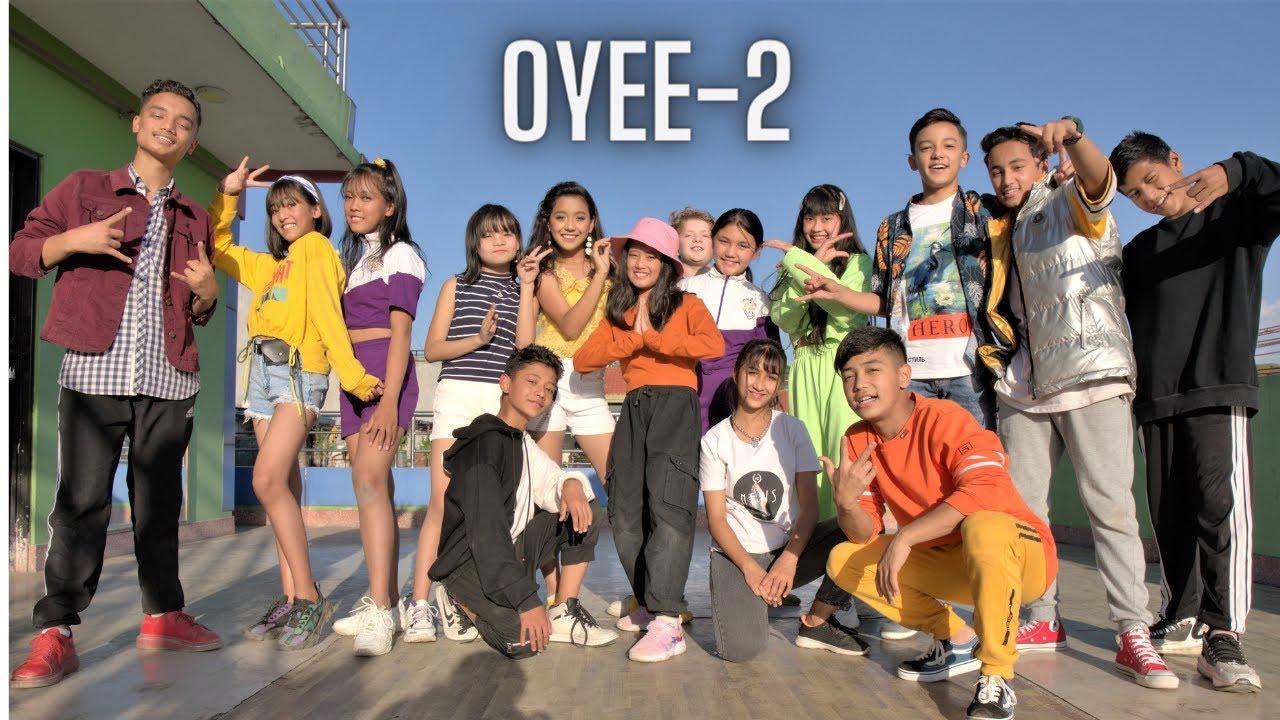 Fyattai (Oyee-2) - Cartoonz Crew Jr   Pemba Magar Choreography