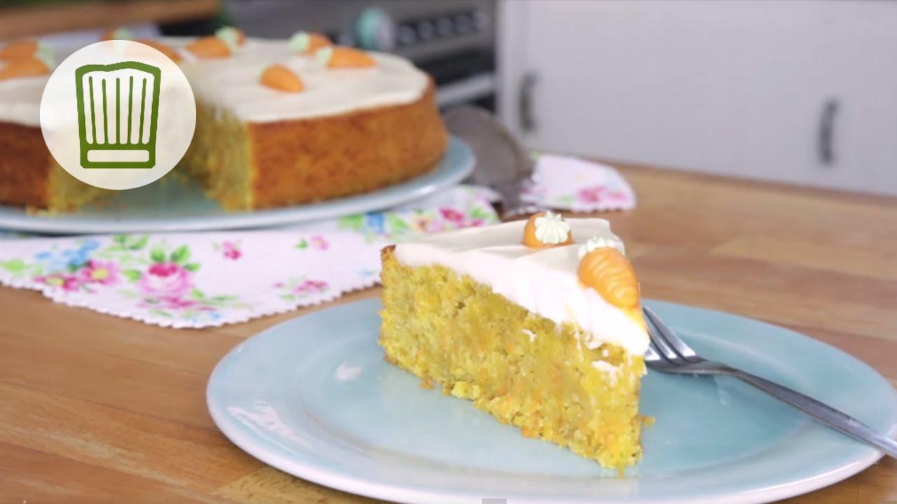 Rublikuchen Karottenkuchen Oder Mohrenkuchen Zu Ostern Chefkoch