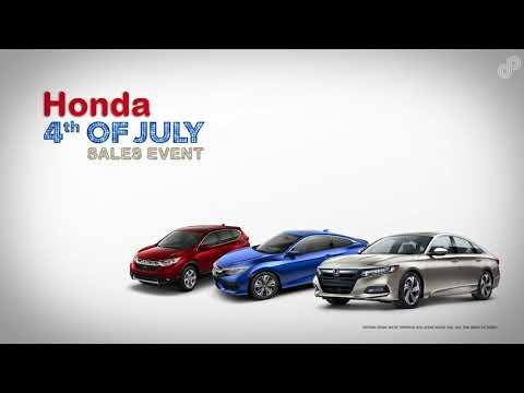 New Century Honda - 2018 Accord Lease Special