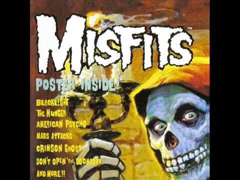 The Misfits-American Psycho [Full Album-Album Completo]