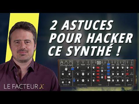 2 astuces pour hacker ton synthétiseur soustractif (Model D / Minimoog) !