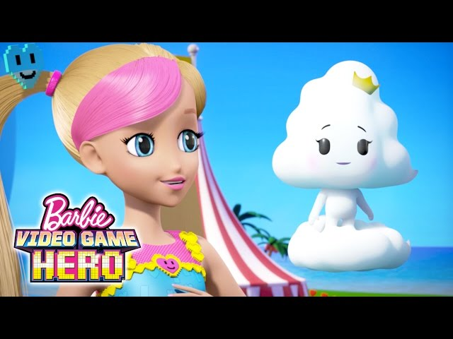 Voor alles is er een eerste keer! | Barbie Video Game Hero | Barbie