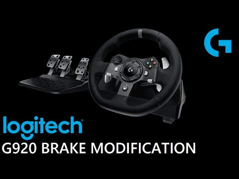 ENGLISH Fix Combined Pedals For Logitech G29 Amp G920 Farming Simulator 2015 FunnyCatTV