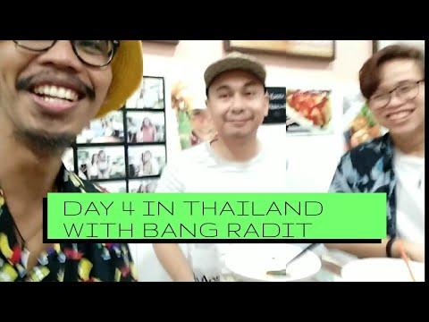 KETEMU ARTIS KOREA DI THAILAND [DAY4] #VLOGINIAMATYAK