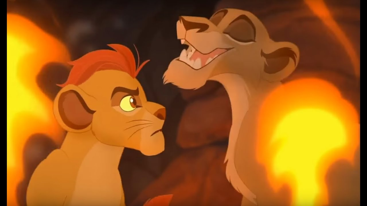 Download Lion Guard: Lions Over All - Zira & Kion Song | HD Clip