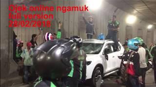 Download Video Ojek online ngamuk full version    Jakarta MP3 3GP MP4
