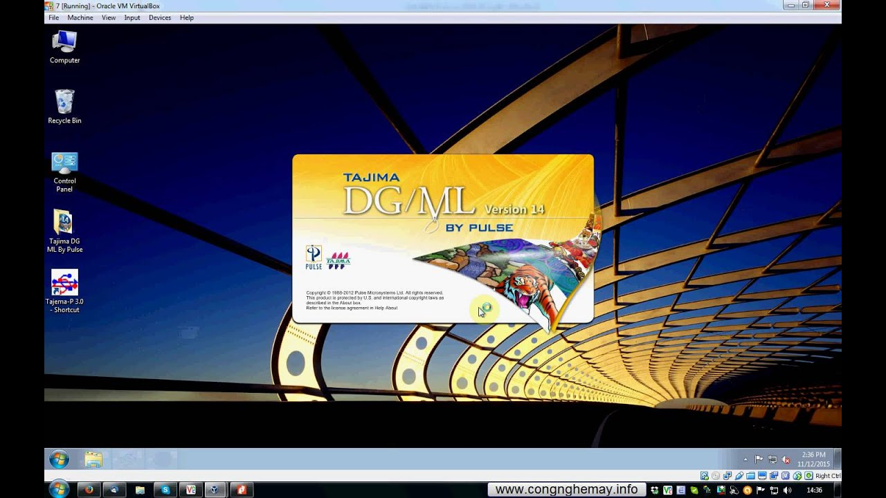 Download Embroidery Software Tajima14 DG ML By Pulse Full