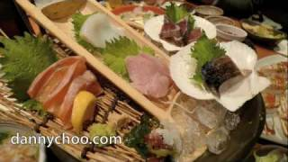 A years worth of Japanese Food in Tokyo
