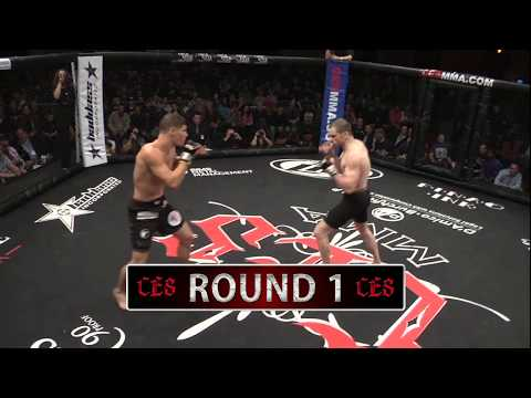 CES MMA XXII: CHARLES ROSA vs BRYLAN VanARTSDALEN