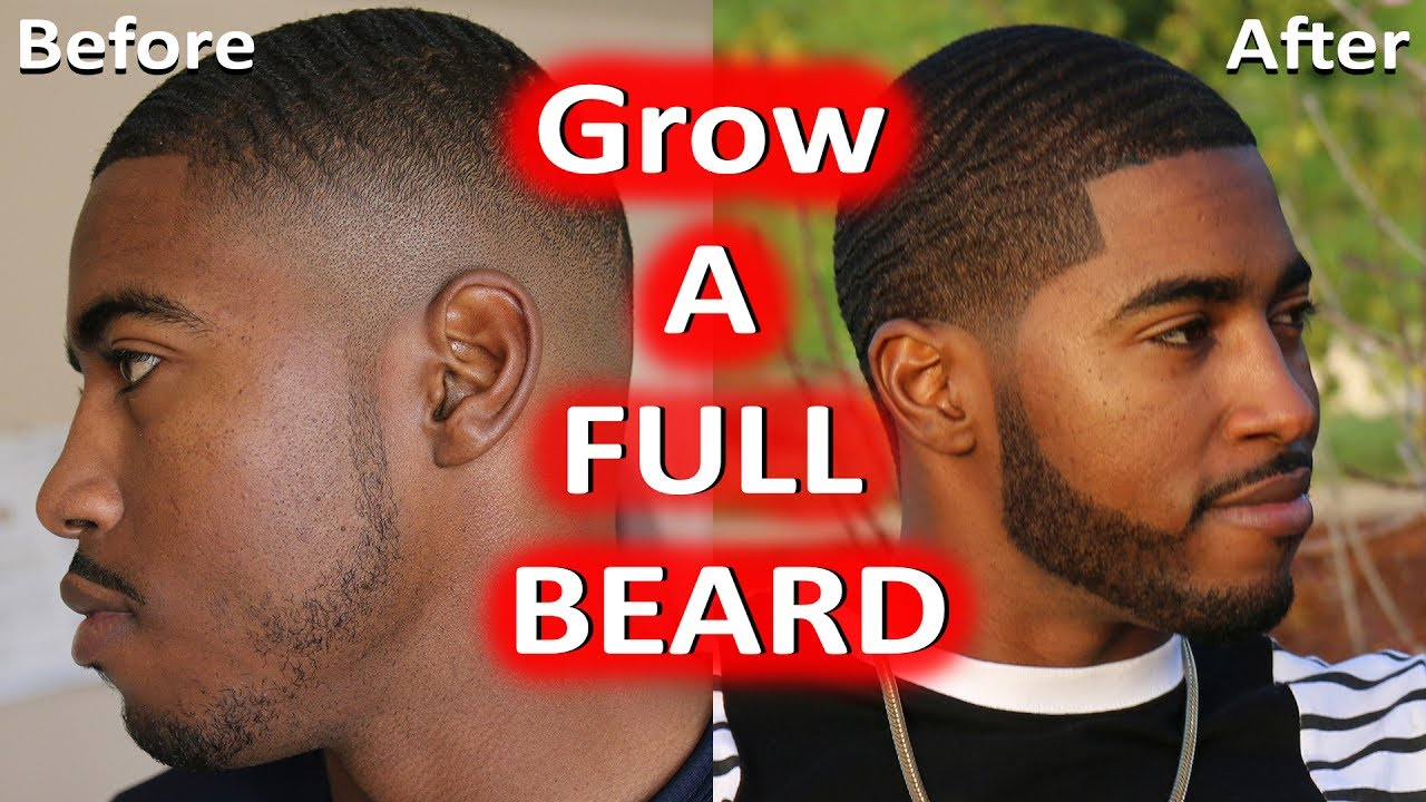 How to make your face hair grow back faster and longer