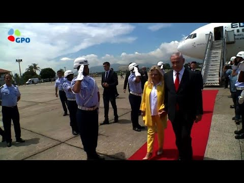 Benjamin Netanyahu No Brasil