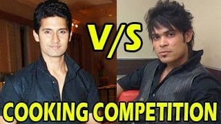 Nach Baliye 5 CONTESTANTS on MasterChef India 3 : Nach Baliye 5 16th March 2013