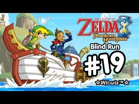 ☆Wii ωiz™☆ Plays - Phantom Hourglass (Blind) [19] (Canonball Link)