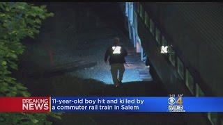 Boy Hit, Killed By Train In Salem