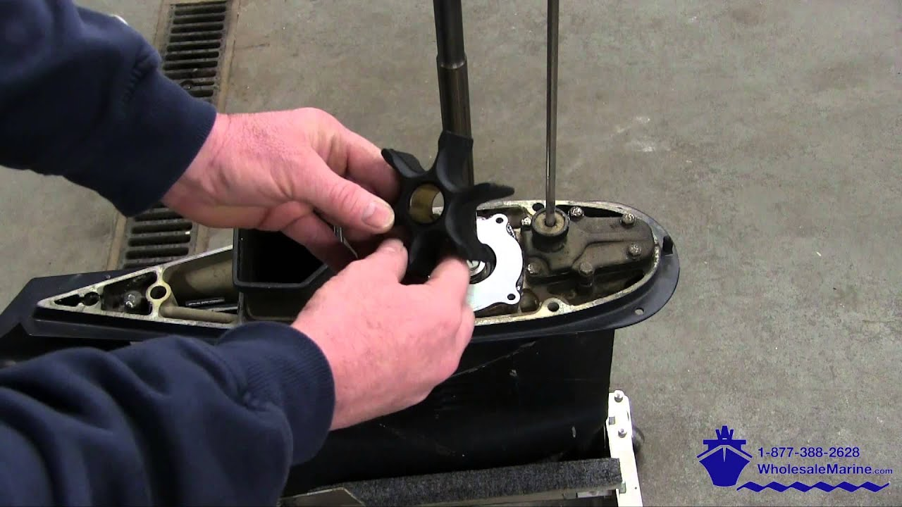 how to replace the water pump on a johnson evinrude 85 yamaha boat gauge manual yamaha boat manual propeller