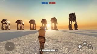 Star Wars Battlefront II (2017) - Unreleased Crait Modes