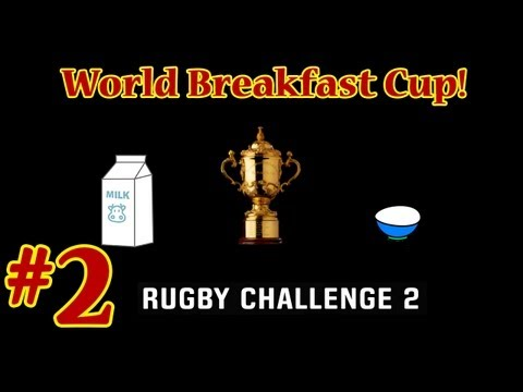 Rugby Challenge 2 - World Breakfast Cup - Round 2 - Ireland vs Italy