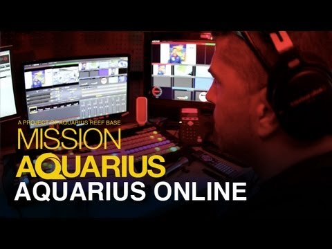 Aquarius Online - Broadcasting Under the Sea