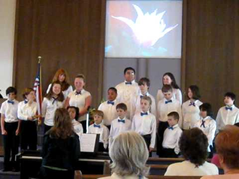 Humboldt Bay Christian School Choir