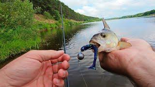 Рыбалка На Окуня на Волге Во власти стихии