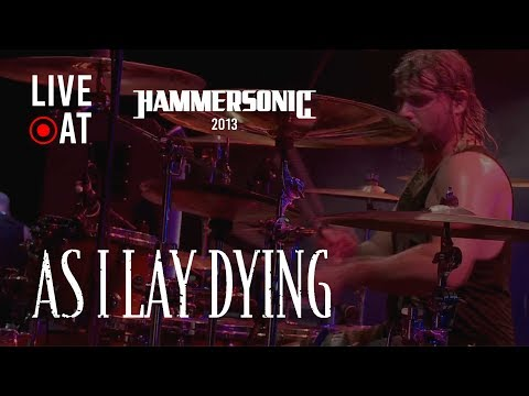 As I Lay Dying - Through Struggle - Live at Hammersonic 2013