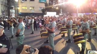 Legión de Almería Novio de la Muerte Málaga Jueves Santo Semana Santa 2014