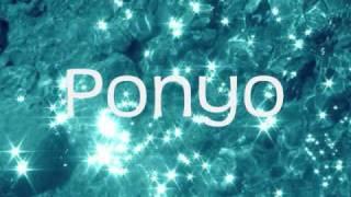 Ponyo-Frankie Jonas & Noah Cyrus ( Lyrics )