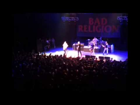 Bad Religion - Dept Of False Hope [Chile 2014]