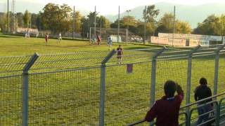 Servizio della partita asd Certosa di Padula   Sassano Calcio