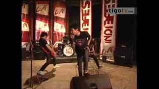Festival Music Indie Indonesia ALICA IN MEMORY - Hopeless,Love and Pain .flv