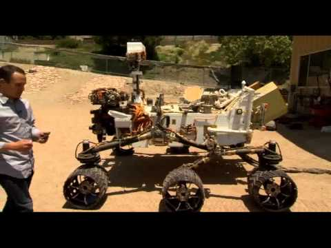 Space How Does Curiosity Take A Selfie!   Martian Year Report Video