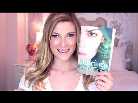 Glitterature: Delirium Book Review