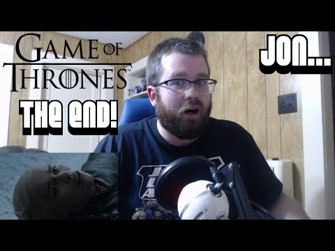 """Game OF Thrones 8x6 """"The Iron Throne"""" Reaction/Review!!! (The End!)"""