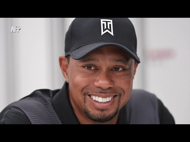 Tiger Woods suffering from serious leg injuries from car crash