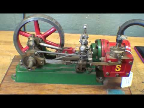MAKE A STUART STEAM ENGINE pt 1 of 9 tubalcain