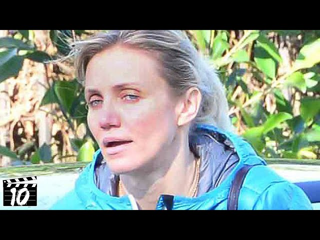 What Happened To Cameron Diaz?